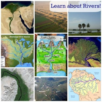 Learn about Rivers- Kid World CItizen