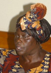 Wangari Maathai- Kid World Citizen